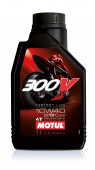 MOTUL 300V 4T FL ROAD RACING, SAE 10W40