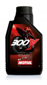 MOTUL 300V 4T FL ROAD RACING, SAE 15W50