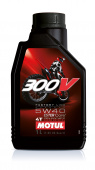 MOTUL 300V 4T OFF ROAD 5W40