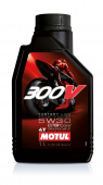 MOTUL 300V 4T FL ROAD RACING, SAE 5W30
